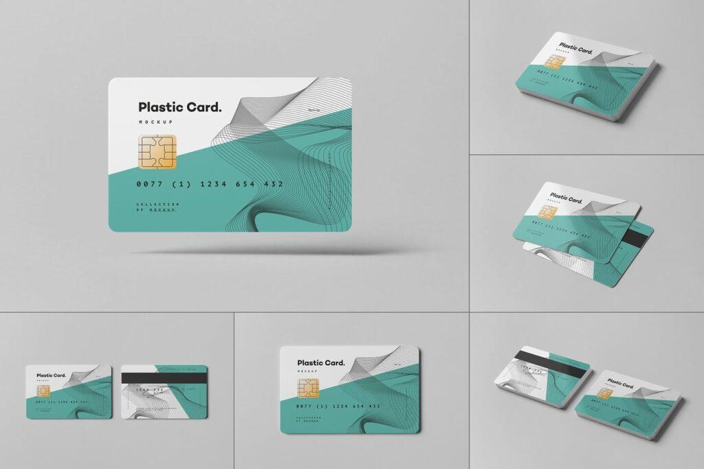 Plastic Card Mock-up (1)