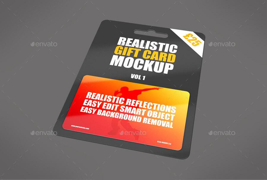 Plastic Card Mockup (1)