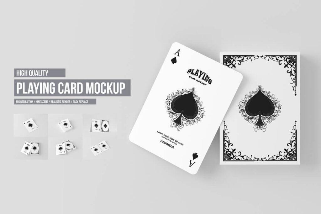 Playing Card Mockup (1)