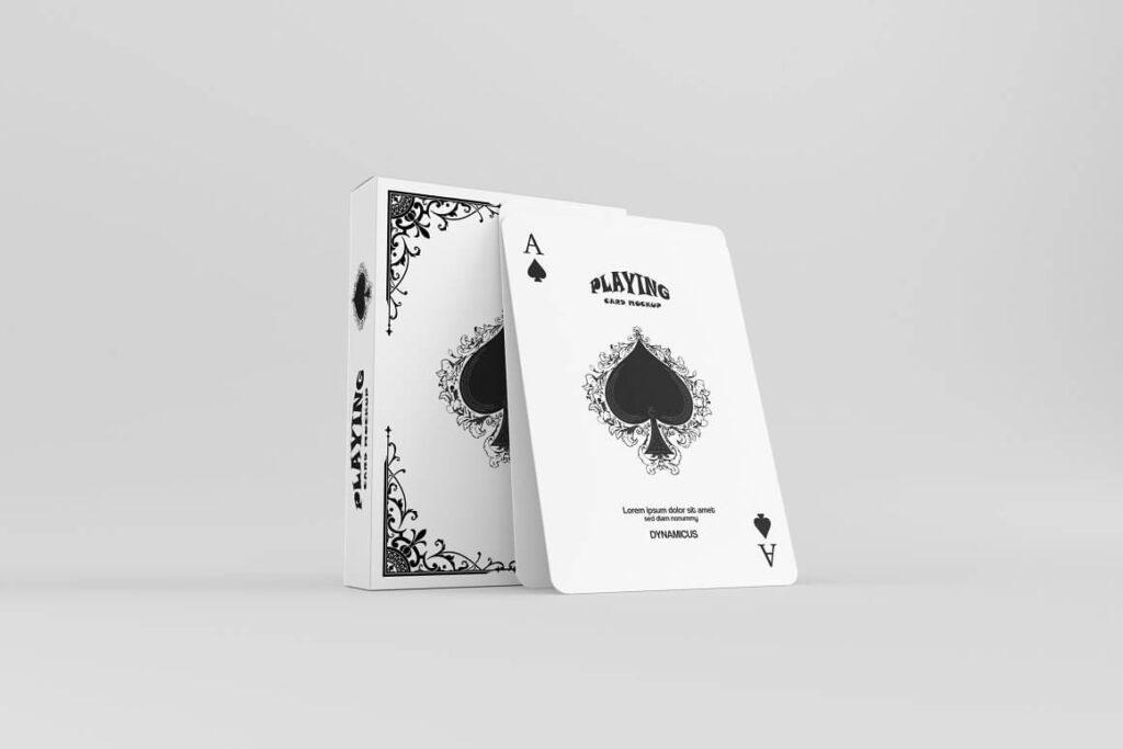 Playing Card Mockup - 2 (1)