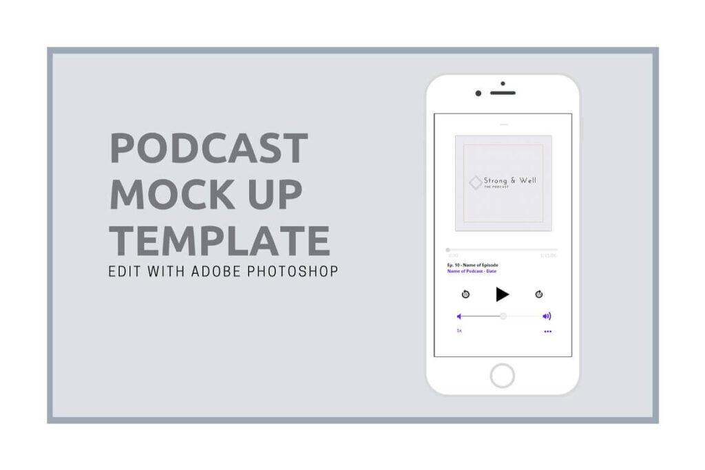 Podcast Mockup Template (1)