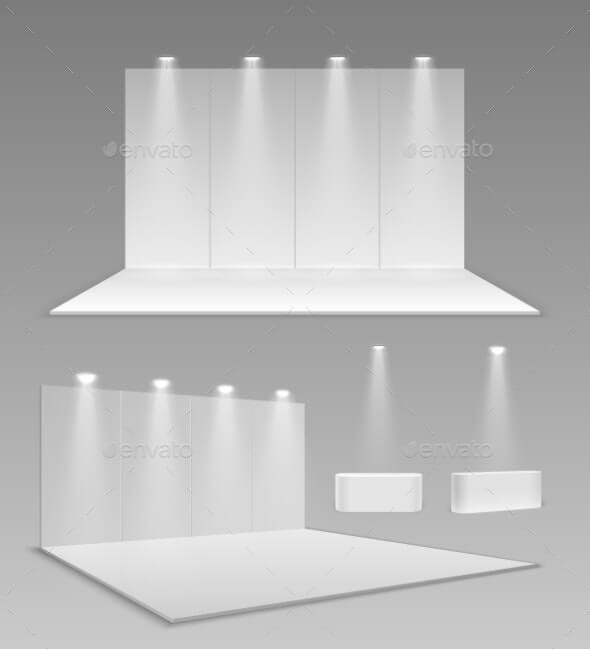 Realistic Empty Stands (1)