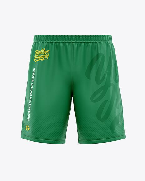 Soccer Shorts Mockup (1)