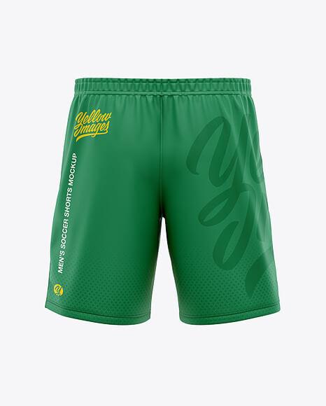 Soccer Shorts Mockup (2)