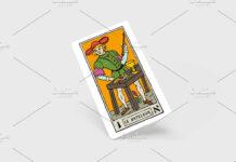 Tarot Cards Mockups - 12 Views (1)