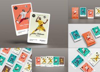 Game Card Mockup