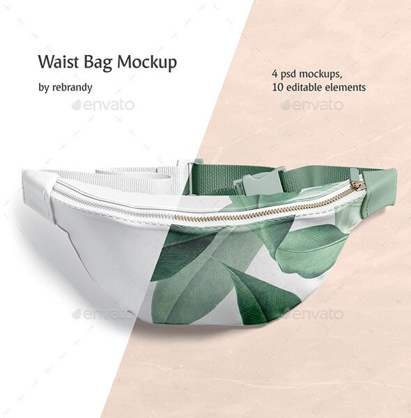 Waist Bag Mockup (1)
