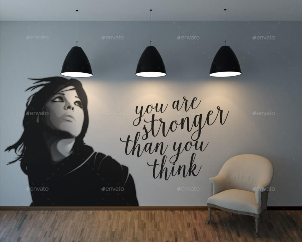 Wall Art Mockup (2)