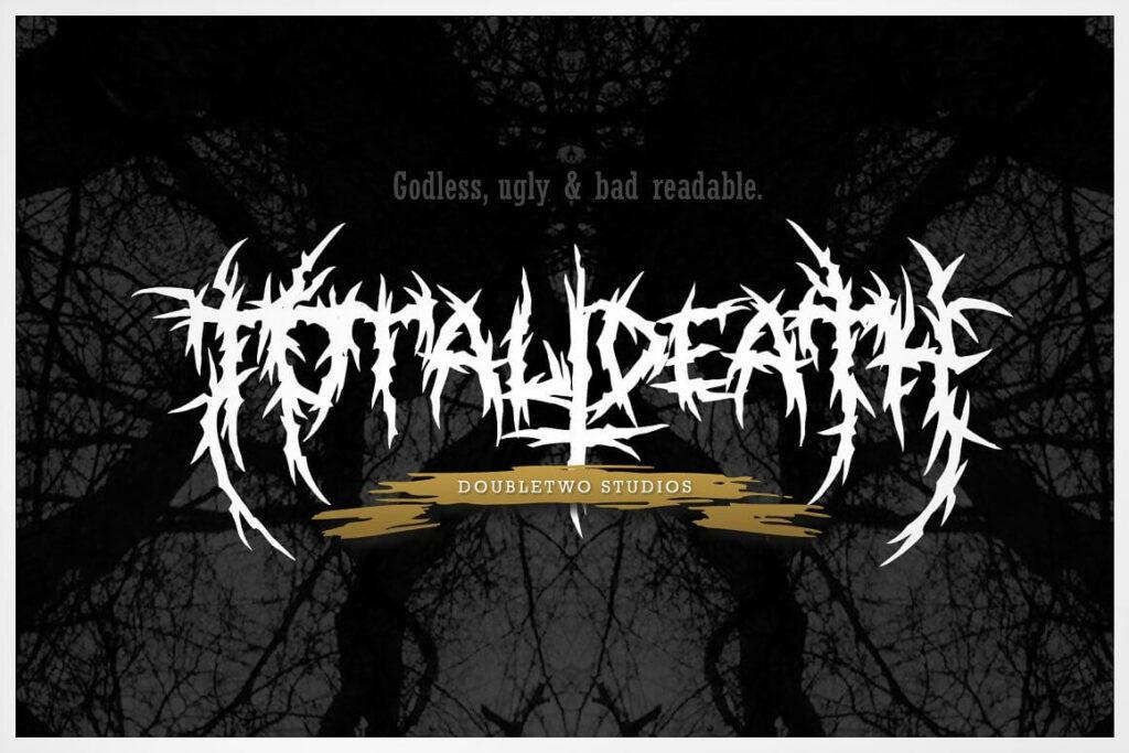 XXII Total Death (1)