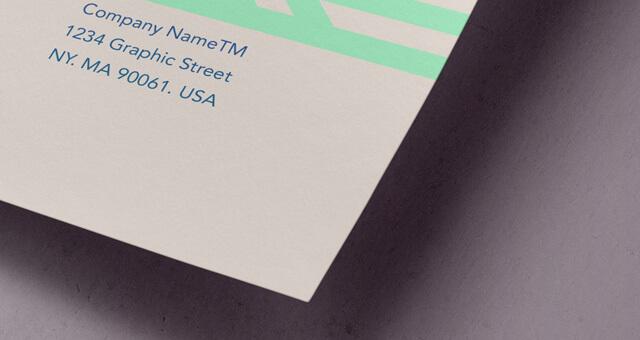 Free Landscape A4 Paper Mockup PSD Template2 (1)