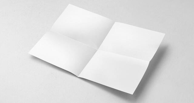 Free Landscape A4 Paper Mockup PSD Template3 (1)